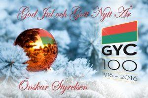 GodJul100år2016